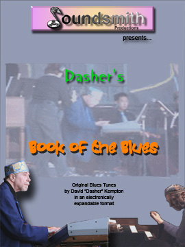 Dasher's Blues Book
